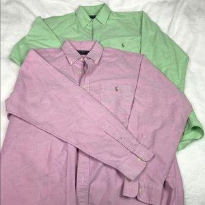 Ralph Lauren Polo Classic Fit Men's Shirts